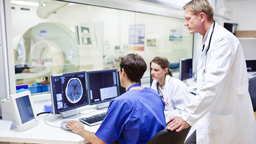 Diagnostic radiology and fluoroscopy