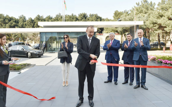 Opening ceremony of Bona Dea International Hospital held in Baku