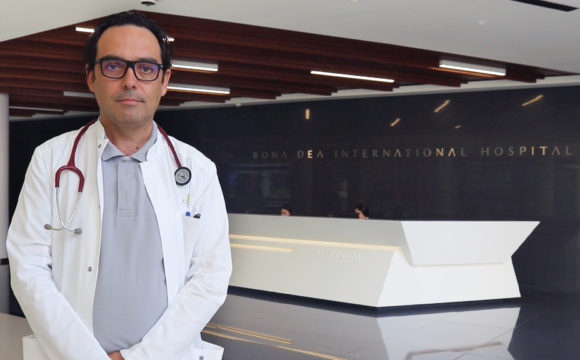 Meet Dr. David Vano, Internal Medical Doctor, Pulmonologist and Rheumatologist. Dr. Vano comes with 12 years experience as medical doctor and headed the infectious decease unit in Spain. From now on he is Bona Dea International Hospital's resident doctor.
