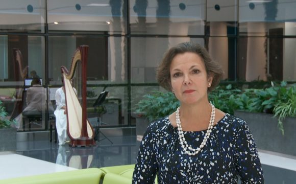 Ambassador of France to Azerbaijan Ms. Aurélia Bouchez has visited to Bona Dea International Hospital.