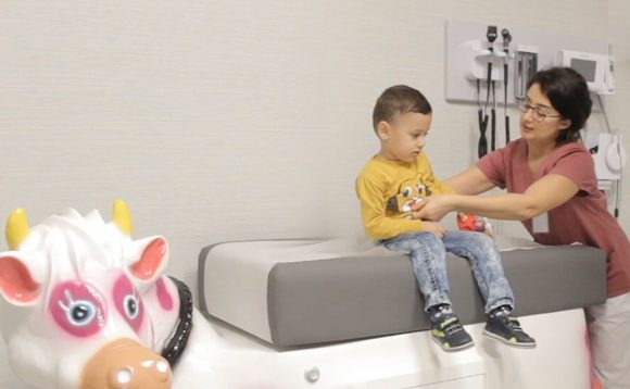 Check-up For Kids