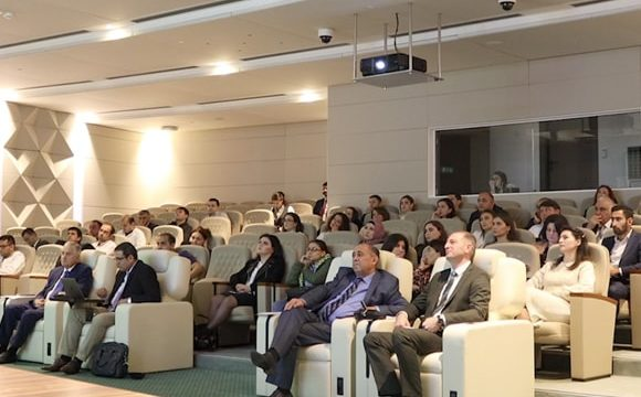 "A symposium regarding ""Bile Duct Injuries During Cholecystectomy"" took place on 2 November in Bona Dea International Hospital."