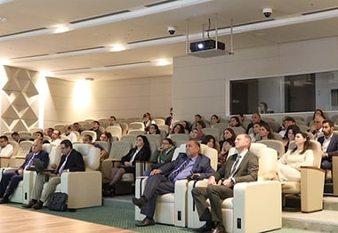 """A symposium regarding """"Bile Duct Injuries During Cholecystectomy"""" took place on 2 November in Bona Dea International Hospital."""